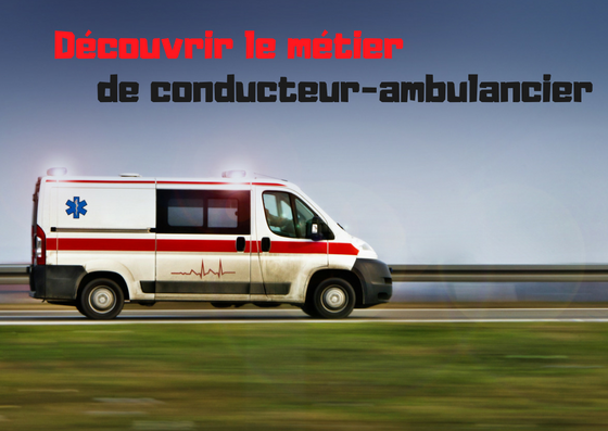devenir ambulancier salaire formation concours missions. Black Bedroom Furniture Sets. Home Design Ideas