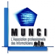 Logo MUNCI (Association Professionnelle des Informaticiens)